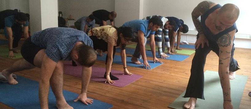 Vikram Yoga